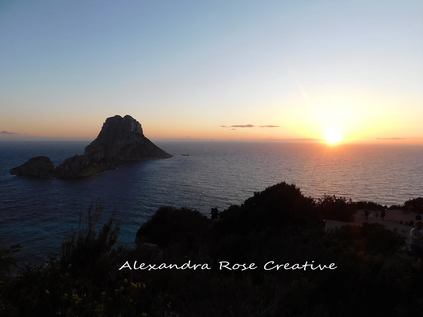 The magical and mythical island of Es Vedra Ibiza