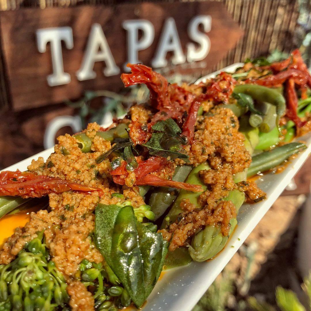 Tapas Restaurant - Alexandra Rose Creative