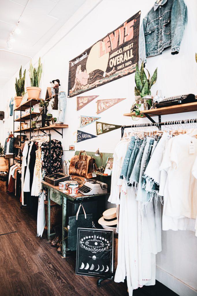 Shopping in Ibiza Town - Alexandra Rose Creative